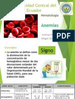 Anemias Presentación Final