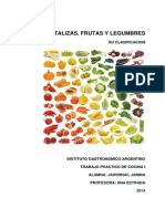 TP 1_clasificacion de Frutas, Verduras, Hortalizas, Etc