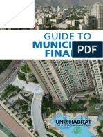 Guide to Municipal Finance