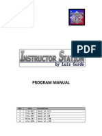 Istation - Program Manual_rev4