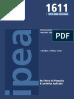 Cruz, Sebastião Velasco - Evolução Geopolítica Cenários e Perspectivas