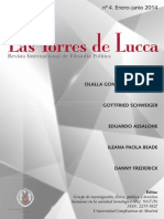 Las Torres de Lucca Nro 4 (Enero-junio 2014)