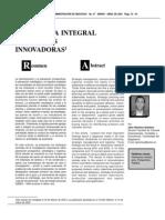 Estrateg{Ia Integral Para PYMES Innovadoras