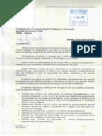 Respuesta del Ayto. de Madrid sobre el derribo del edificio en la confluencia de las calle Alfonso XII y el Paseo de la Infanta Isabel