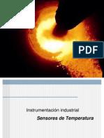 Sensores de Temperatura 2014 1