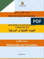 Matieres Plastiques Composites Bts