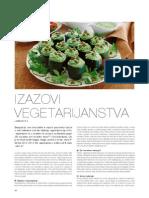 City Magazine Vegetarijanstvo