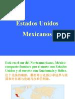 La vino de Mexico