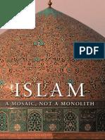 Islam A Mosaic, Not a Monolith