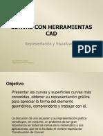 Curvas con herramientas CAD