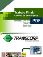 SCM Trabajo Final