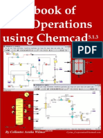 Manual Chemcad 1 Equipos Estacionarios 1era Parte