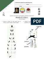 Examen teórico de Karate-Do