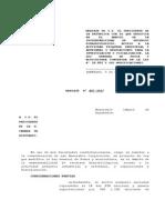 Proyecto de Ley Larga, Boletin 8091