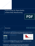 Proyecto Better Body Manufacturing