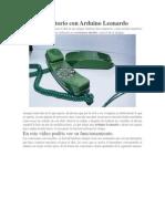 Teclado Rotatorio Con Arduino Leonardo