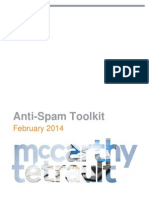 1402 Anti-Spam Toolkit