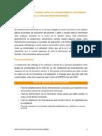 El Catálogo de Formularios de Consentimiento Informado Mi