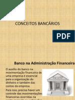 conceitos bancarios