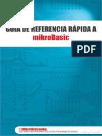 MikroBasic POR Referencia Rapida Especificacion