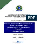 Manual Concedente OBTV Vs1 14082013