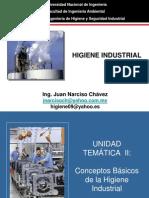 Curso Higiene Industrial II(2010-2)