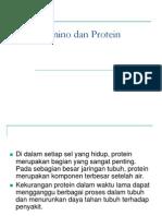 Asam Amino Dan Protein