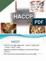 HACCP Analisis de Puntos Criticos
