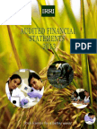 IRRI AR 2013 Audited Financial Statements