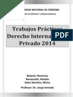 Practicoint Internacional Privado