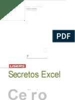 Secretos Excel Desde Cero