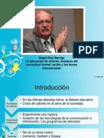 Ángel Díaz Barriga Avatares Del Curriculum