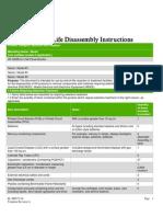 HP 2009f Disassembly Monitor