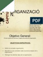 Organizacion Cap 4
