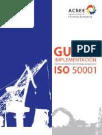 Guía de Implementación de ISO 50001