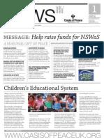 NSWAS - British Friends Newsletter Nov 09