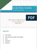 c3t3 Eda1 Listas 2013
