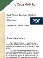 Brasilia - Saleh e Michelle