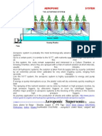 The Aeroponic System