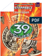 The 39 Clues 20 - Unstoppable 03- Countdown - Natalie Standiford