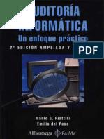 Auditoria Informática, Un Enfoque Práctico - Mario Piattini