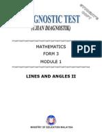Module 1 Maths
