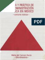 16 Teora y Prctica de La Administracin Pblica en Mxico