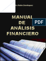 Manual de Analisis Financiero Pedro Rubio Dominguez