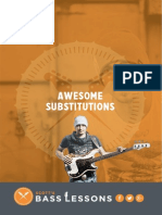 L#93 Minor Substitutions (Workbook)