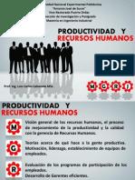 Productividad y Recursos Humanos
