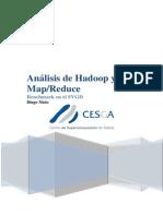 Análisis de Hadoop y Map/Reduce