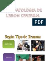 Fisiopatologia de Lesion Cerebral