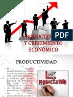 Productividad y Crecimiento Economico