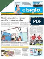 Edicion Eje Centro Lunes 30-06-2014